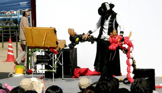 モザイク大道芸人コンテスト2011-1