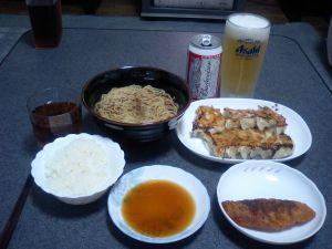 最後の餃子 (;_;)/~~~