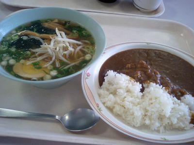 昼ごはん!