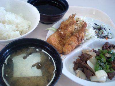 昼ごはん~♪