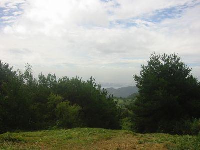 東おたふく山の山頂