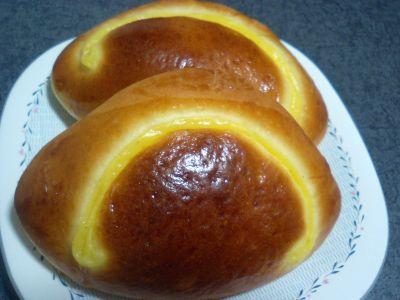 アンジュのクリームパン
