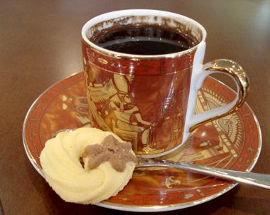 エジプトコーヒー