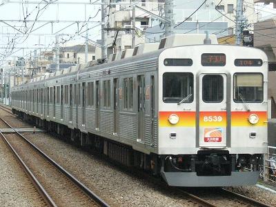 07.07.31 大井町線104ゥ 8639F