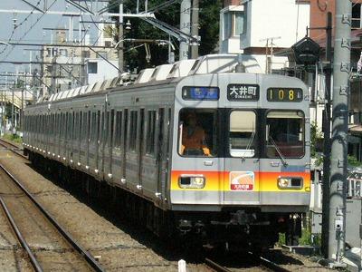 07.08.09 大井町線108ゥ 8692F