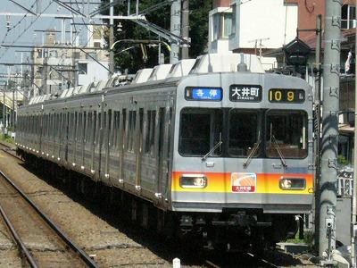 07.08.09 大井町線109ゥ 8085F