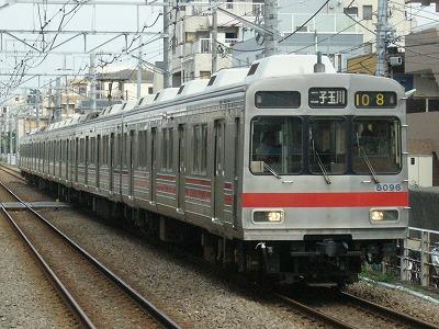 07.07.31 大井町線108ゥ 8095F