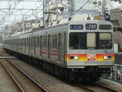 07.07.31 大井町線109ゥ 8692F