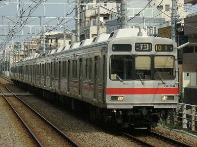 07.07.31 大井町線101ゥ 8093F