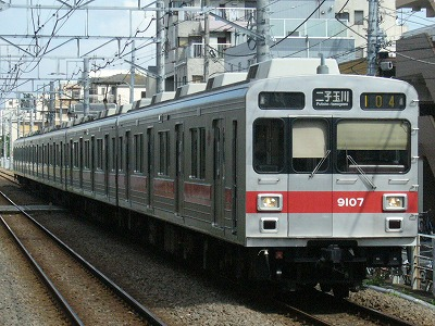 07.08.02 大井町線104ゥ 9007F