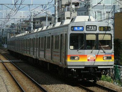 07.08.02 大井町線107ゥ 8085F