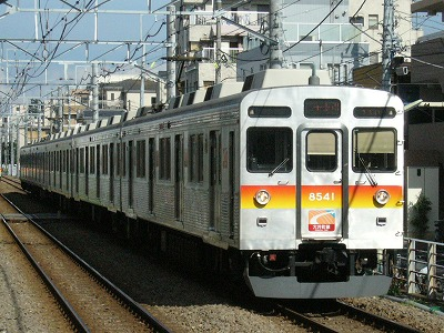 07.08.02 大井町線110ゥ 8641F