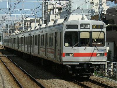 07.08.02 大井町線101ゥ 8099F