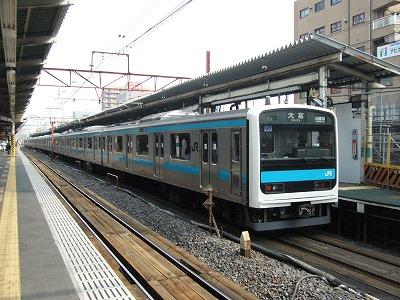 07.08.05 京浜東北線95C ウラ90F