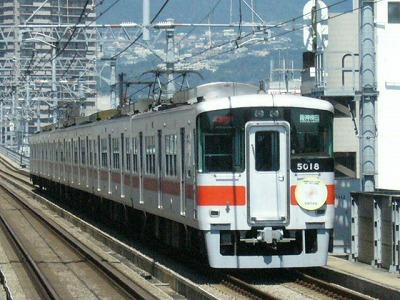 07.08.16 阪神本線 山陽5018F 直通特急梅田