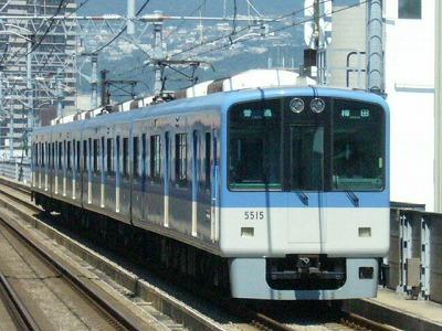 07.08.16 阪神本線 5515-5516F 普通梅田
