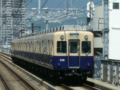 07.08.16 阪神本線 5139-5142F 普通梅田