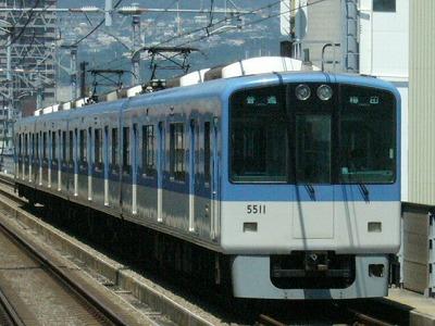 07.08.16 阪神本線 5511-5512F 普通梅田