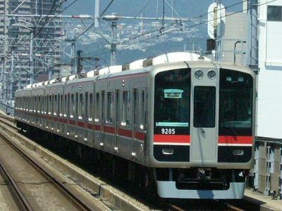 07.08.16 阪神本線 9205-9206F 特急梅田