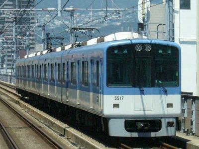 07.08.16 阪神本線 5517-5518F 普通梅田