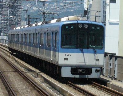 07.08.16 阪神本線 5505-5506F 普通梅田