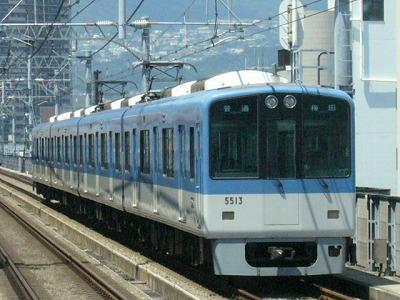07.08.16 阪神本線 5513-5514F 普通梅田