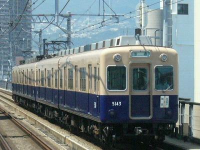 07.08.16 阪神本線 5143-5314F 普通梅田