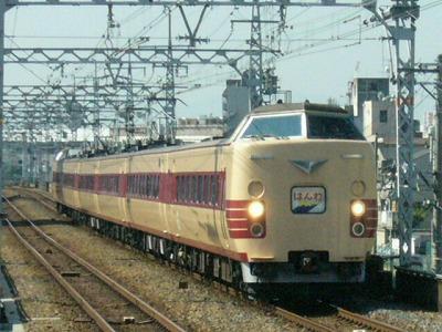 07.08.17 阪和線 381系 はんわライナー天王寺