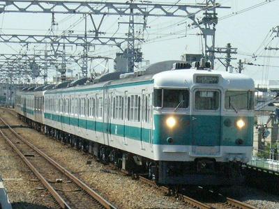 07.08.17 阪和線 113系F402+F408 4+8運用 快速天王寺