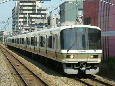 07.08.17 関西本線 221系 大和路快速