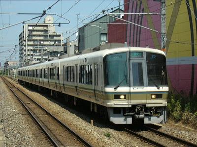 07.08.17 関西本線 221系 区間快速