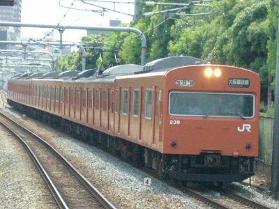 07.08.17 大阪環状線 38M モリ9 内回り
