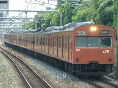 07.08.17 大阪環状線 34M モリ3 内回り