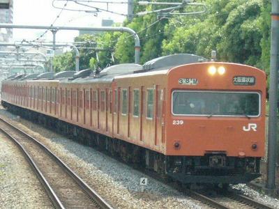 07.08.17 大阪環状線 38M(2回目) モリ9 内回り