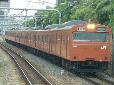 07.08.17 大阪環状線 40M モリ12 内回り
