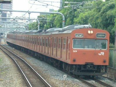 07.08.17 大阪環状線 34M モリ3(2回目) 内回り