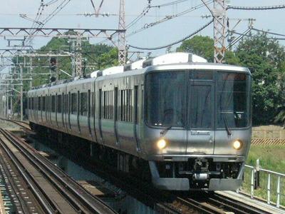07.08.21阪和線 223系0番台 関空快速