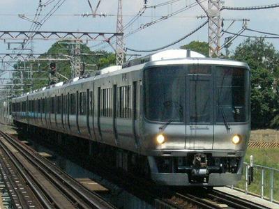 07.08.21阪和線 223系0番台 関空・紀州路快速
