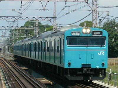 07.08.21阪和線 103系30N 普通日根野