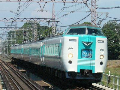 07.08.21阪和線 381系 特急くろしお