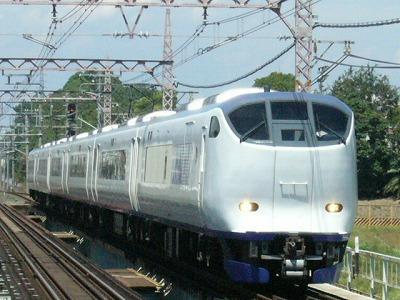 07.08.21阪和線 281系 特急はるか