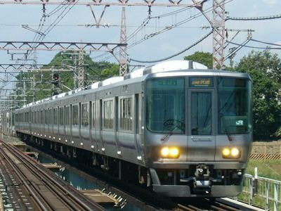07.08.21阪和線 223系2500番台 関空・紀州路快速