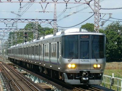 07.08.21阪和線 223系2500/0番台 関空・紀州路快速
