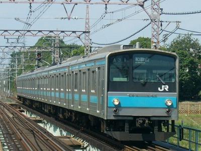 07.08.21阪和線 205系0番台 普通和歌山
