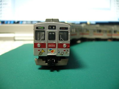 東急8634F
