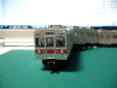東急8001F