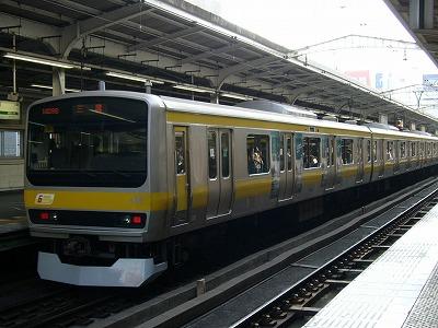 ミツ1 CLANNAD電車1