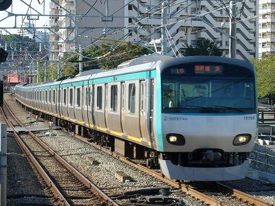 07.10.21 相鉄線 15運用 10705F 各停横浜