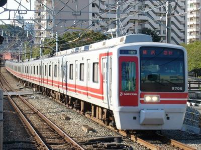 07.10.21 相鉄線 67運用 9706F 急行横浜