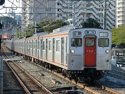 07.10.21 相鉄線 25運用 7712F 各停横浜
